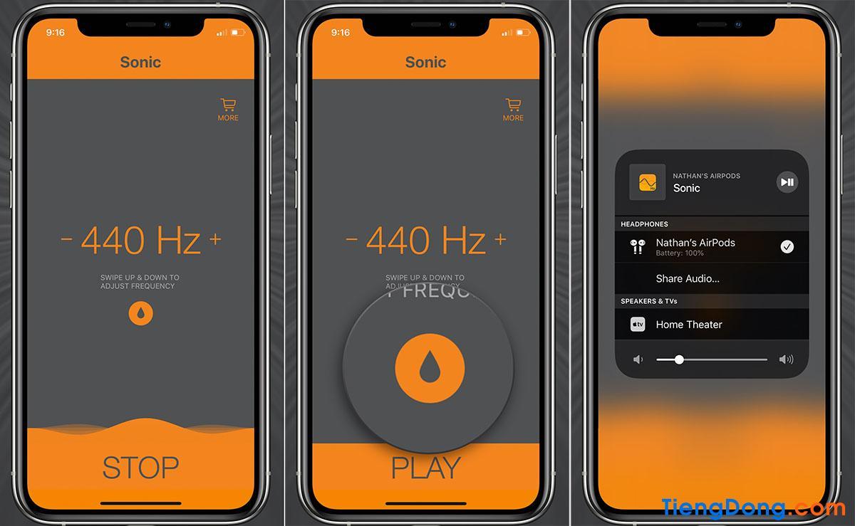 App vệ sinh, làm sạch loa điện thoại iPhone, Android bằng âm thanh tốt nhất