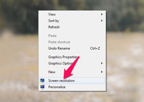 Cách chỉnh cỡ chữ trên máy tính Windows 7