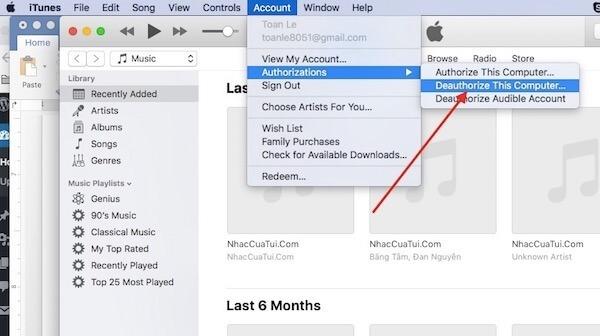 Cách reset Macbook 1