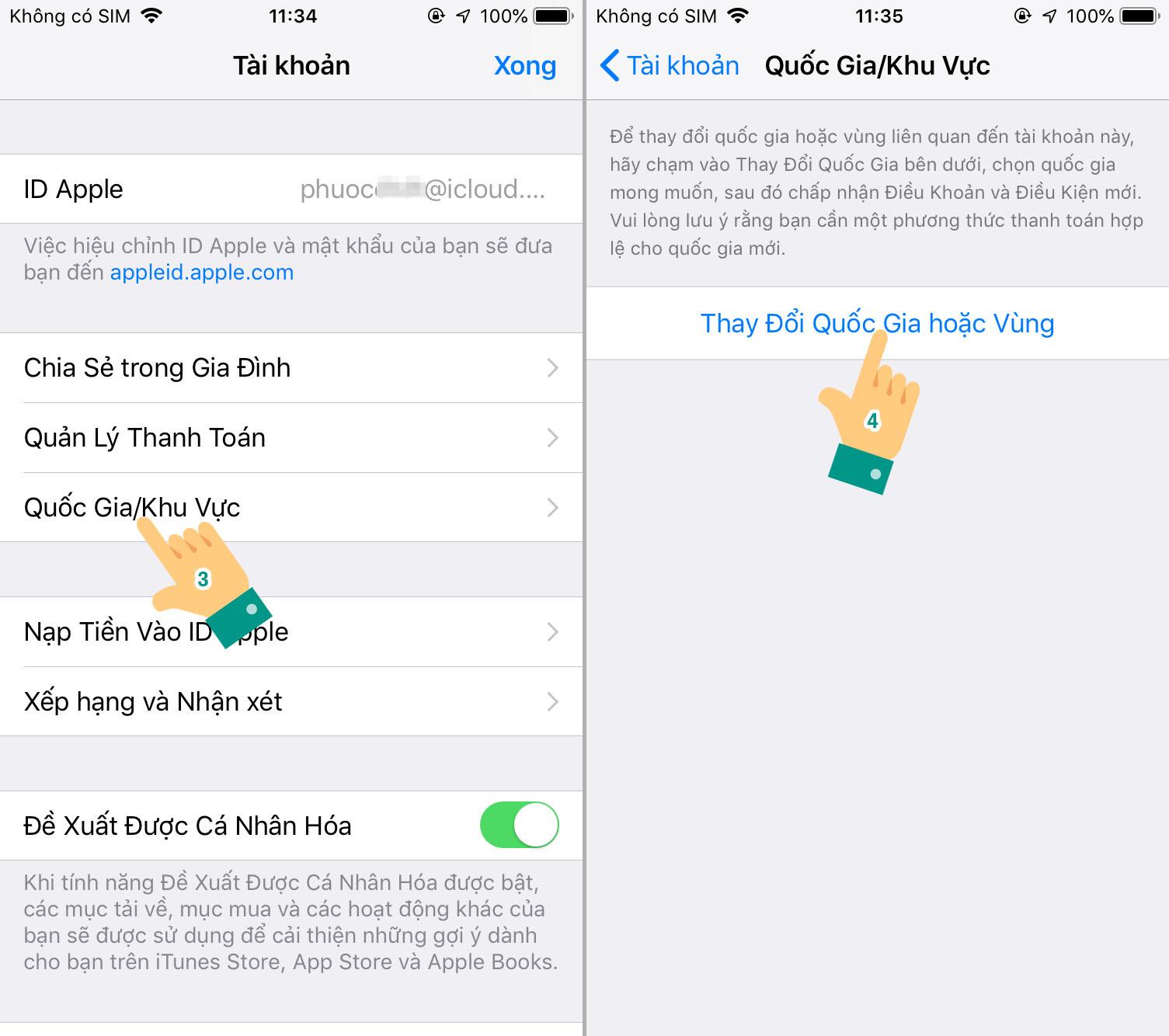 Cách tải Tik Tok Trung Quốc iPhone Bước 3