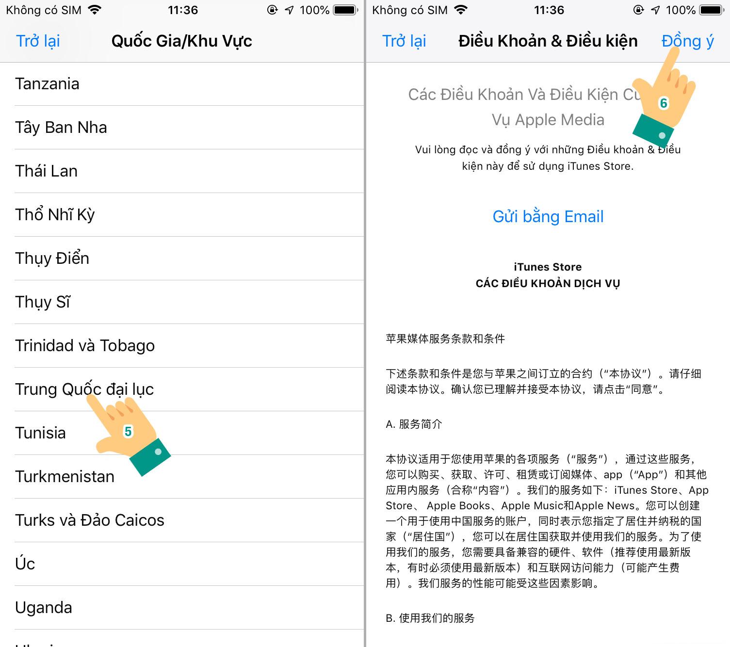 Cách tải Tik Tok Trung Quốc iPhone - Bước 4
